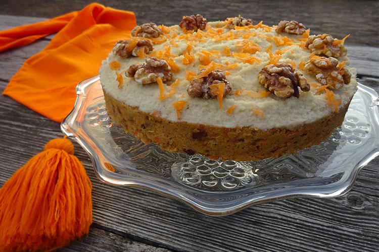 kokos carrot cake