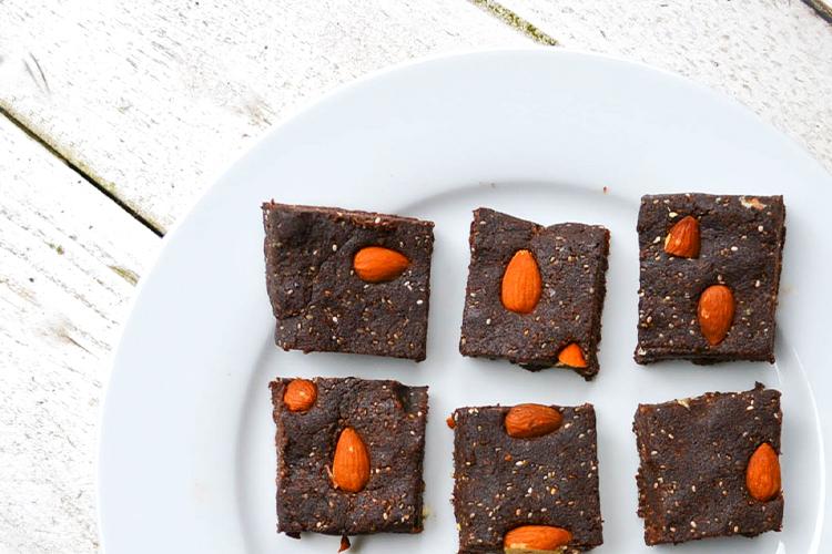 chewy-amandel-brownies