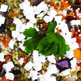 parelcouscous-salade